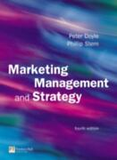 Marketing Management And Strategy By Philip Stern And Peter Doyle 2006...