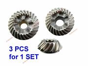 For Yamaha Outboard 40 Hp Gear Set = 6h9-45551-00+6h9-45560-00+6h9-45570-00