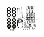 For Yamaha Outboard 225 250 Hp Power Head Gasket Kit 61a-w0001-01 61a-w0001-a1