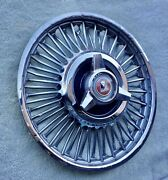 13andrdquo Wire Wheelcover Hubcap 63-65 Falcon Sprint One For Use Or Spare Or Wall