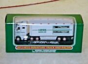 2013 Hess Miniature Truck And Racers