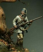 French Marine With Rifle Painted Toy Miniature Soldier Pre-sale   Museum
