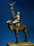 Corporal On Camel Italian Army Painted Toy Miniature Pre-sale   Museum