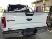 Trunk/hatch/tailgate With Tailgate Step Fits 15-17 Ford F150 Pickup 438242