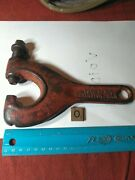 Vintage Tox-o-wik Grain Dryer Part Farm Tool Whatchamacallit Clamp Punch O1