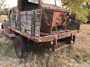 1940andrsquos Ford Truck Stake Bed - Free Shipping