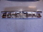 1957 Buick Century Or Special Rear Bumper Center Section