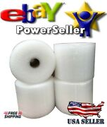Bubble Cusion Wrap 700 Ft² 4 Rolls Of 175 Ft X 12 Wide - 3/16 Cut Every 12