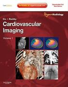 Expert Radiology Ser. Cardiovascular Imaging By Gautham P. Reddy And Vincent...