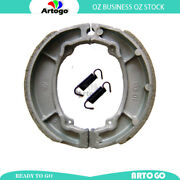 Motorcycle Brake Shoes Rear For Yamaha Dt 100 1976 1977 1978 1979 1980