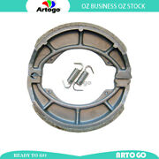 Motorcycle Brake Shoes Front Or Rear For Suzuki Tf 125 Farm Bike 1978-2004 2005