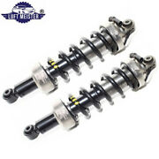 Rear Shock Absorbers For 2009-2015 Audi R8 Left Right 420512019s 420512020al New