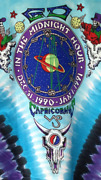 Grateful Dead Shirt Vintage New Years Eve 1990 In The Midnight Hour Gdm 1995 Nos