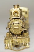 Hon3 Brass Key Imports C-17 2-8-2 Consolidation Rgs 42, Unpainted