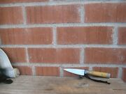 Vintage 3 1/4 Blade American Cutlery Company Carbon Paring Knife Usa