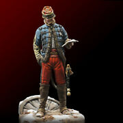 French Officer - Franco-prussian War Painted Toy Miniature Pre-sale   Museum