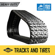 Fits Takeuchi Tl8r2 - 16 Camso Heavy Duty Camso Sd Pattern Ctl Rubber Track