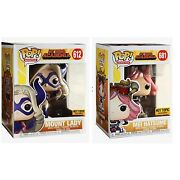 Funko Pop Mount Lady 6andrdquo And Mei Hatsume Hot Topic Exclusives + Protector