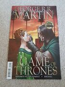 A Game Of Thrones 22 Dynamite Comics - Got, Comic, Graphic Novel