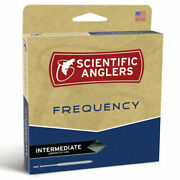 Scientific Anglers Frequency Intermediate Fly Line - Free Fast Ship