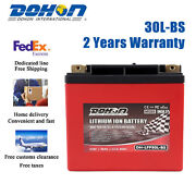 30l-bs 12v 30ah Lithium Iron Battery Lifepo4 Motorcycle Harley Davidson In Usa