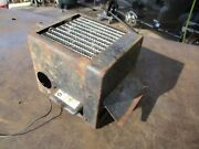 Vintage Rat Hot Rod Hot Water Heater Core Box Mobile Products Model 356 Works