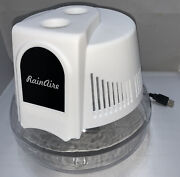 Rainaire Water Air Purifier Ionizer 3 Watts Usb Cable Compare To Rainmate