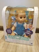 Luvabeau Interactive Responsive Baby Boy Doll New And Sealed Toys R Us Exclusive