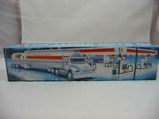 Citgo 1996 Collectible Toy Tanker Truck 1st In A Series With Lights And Sounds Nib