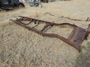 Oem 1920and039s-1930and039s Chevrolet Rat Rod Frame. Shipping Available