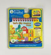New - Tad's Silly Number Farm Math Leap Frog My First Leappad Learning System
