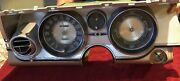 Buick Riviera 1963 Dash Board Cluster With Cruise