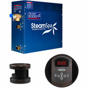 New Steam Generator Package 6kw Oil Rubbed Bronze