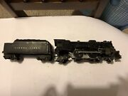 Lionel 8142 Steam Locomotive With 6020 W Tender Both Just Serviced