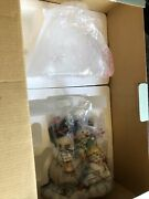 Partylite Snowbell Family Tealight Lamp P7866 Christmas Original Box Packaging