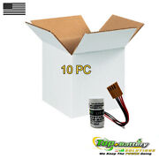 Replacement Battery For Ternacell B9670b, Omron C120f Series, C20 Series Qty.10