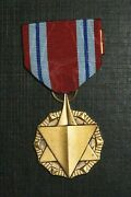 Medal Air Force For Combat Readiness 1967 United States 489a