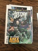 Justice League Lot 27-47 Year Of The Villain, Doom, Apex Lex, Justice Society