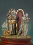 The Egyptian Mummy Tin Painted Toy Soldier Miniature Pre-sale   Art