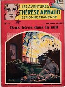 Lot De 57 Fascicules Therese Arnaud Espionne Francaise Pierre Yrondy