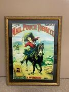 Mail Pouch Tobacco Sign Reproduction