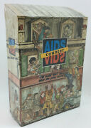 Rare 1995 Vintage Factory-sealed Aids Counter Aids Game By Regev Games
