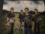 Parmalee Country Music Autographed 11x14 Signed Photo