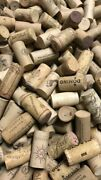 185 Used Wine Corks Natural And Synthetic Crafting Arts N Crafts Signmaking