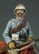 Spanish Camel Corps Trooper In Sudan Tin Painted Toy Miniature Pre-sale   Art