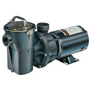 Hayward W3sp1580x15 Power Flo Above Ground Swimming Pool Pump 1.5 Hp With Cord