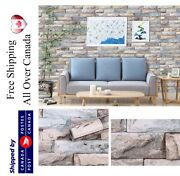 Color Stones Wallpaper Peel And Stick Removable Contact Paper Selfadhesive Vinyl