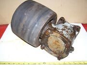 Old Ferguson To20 To30 Ford 9n 2n 8n Pto Belt Pulley Attachment Saw Rig Nice
