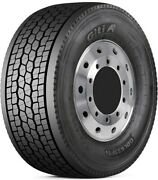 4 New Giti Gdl633fs 445/50r22.5 Load L 20 Ply Drive Commercial Tires