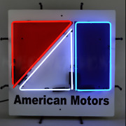 American Motors Neon Sign / American Motors / Neon Signs / Gas And Oil